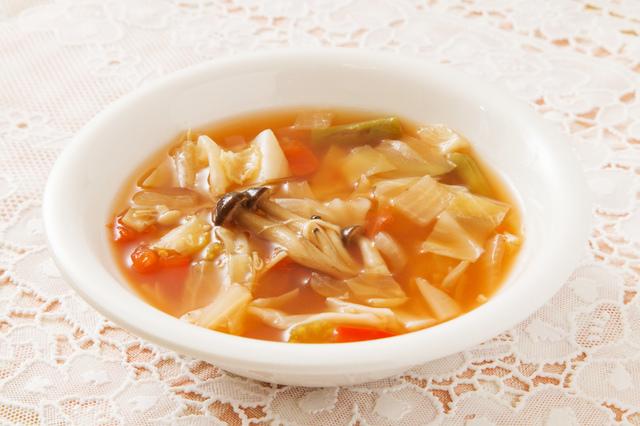 スープ ダイエット デトックス